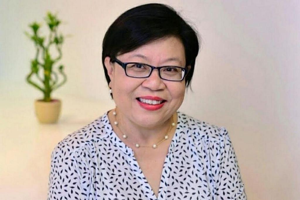Wanita Cina naib pengerusi kegiatan Melayu di Anchorvale