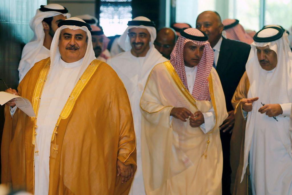 Negara Arab sedia dialog dengan Qatar tapi ada syarat