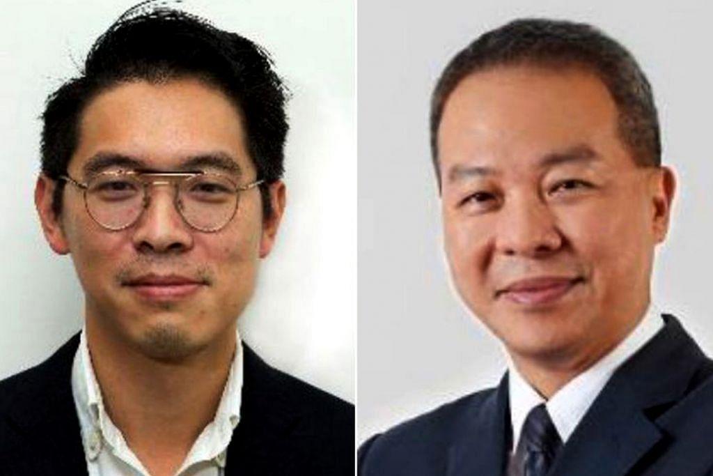 Ketua baru bagi EDB dan JTC