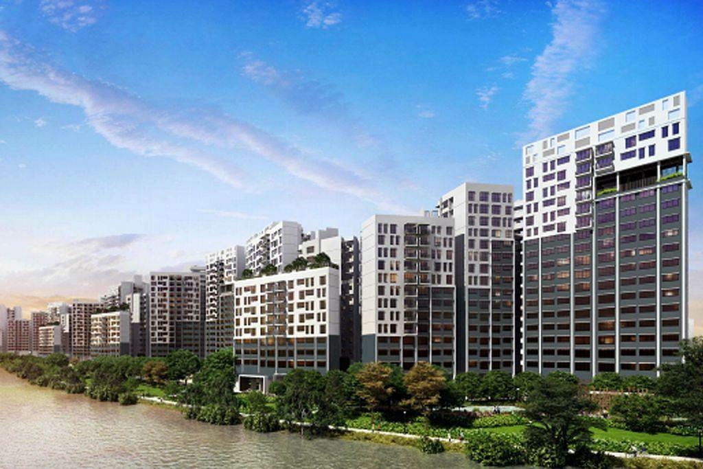 5,291 flat ditawar termasuk 1,394 unit baki flat HDB ditawar semula