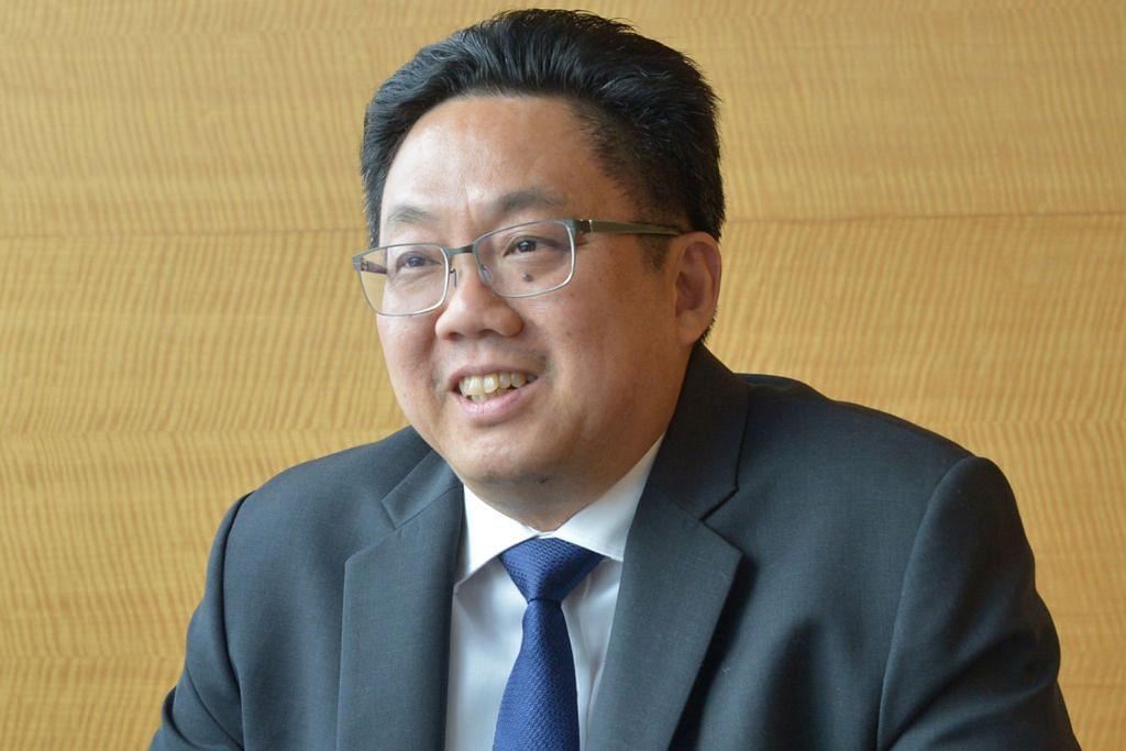 SPH Reit lantik bakal CEO SPH sebagai pengarah