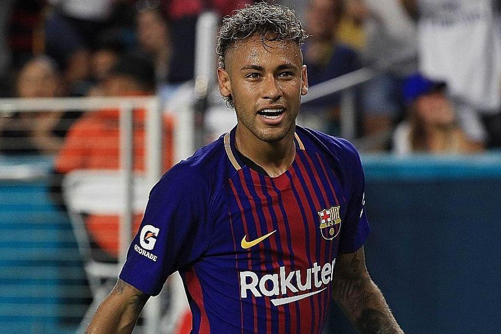 Rekod dunia baru iringi Neymar ke PSG BOLA SEPAK
