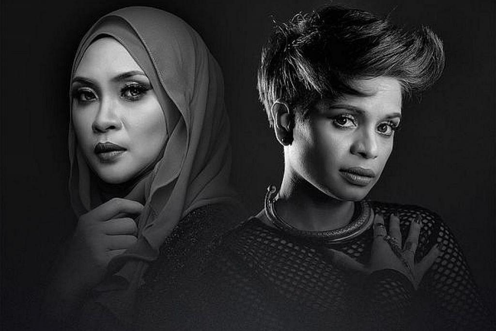 Lagu duet Siti Nordiana bersama Jaclyn Victor mengagumkan ULASAN LAGU
