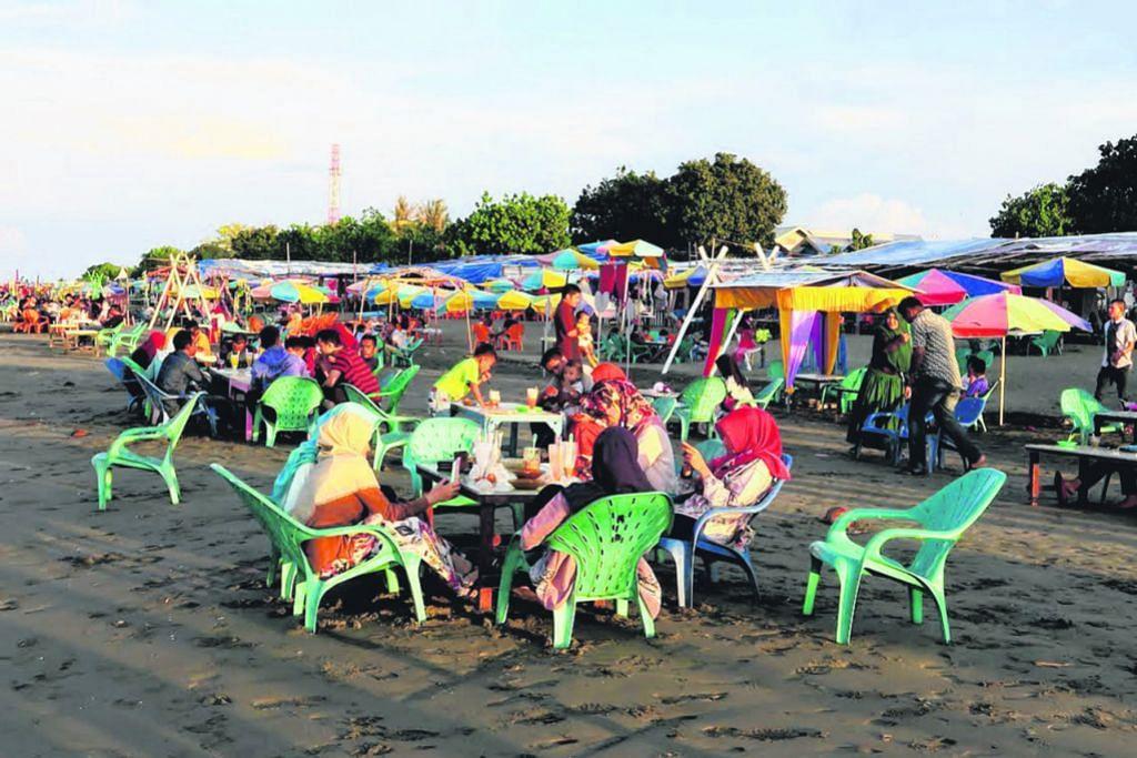 Kirimkan pengalaman melancong anda KEMBARA Teroka tarikan semula jadi Aceh