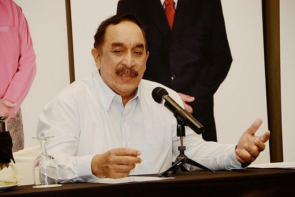 Farid Khan mahu kerja lebih keras dekati orang ramai untuk saingi Halimah