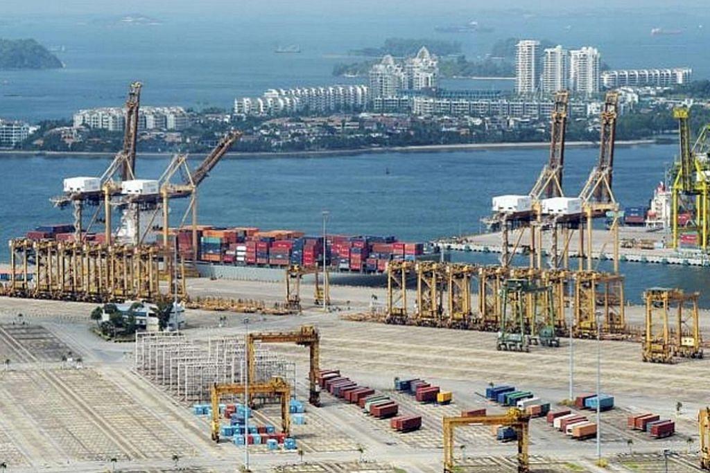 PSA pindahkan 500 staf ke Terminal Pasir Panjang