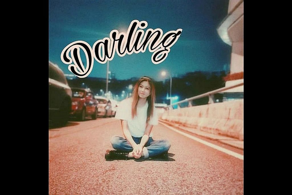 Lizzie pikat peminat dengan 'Darling' pula