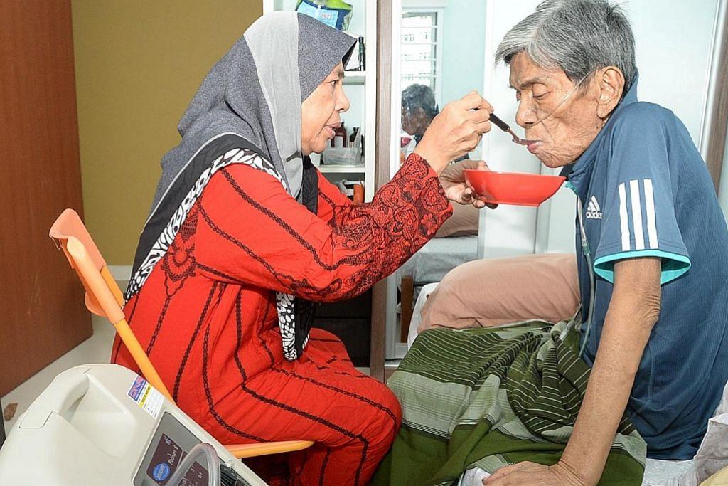 Khidmat hospis bagi pesakit di rumah