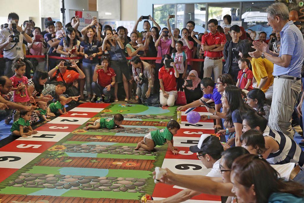 Pemerintah mahu terus jadikan S'pura mesra keluarga: DPM Teo