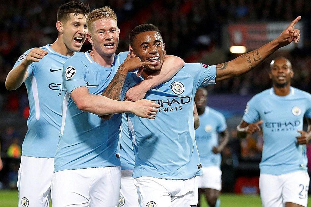 Man City terus cemerlang, Spurs akhiri 'badi Wembley'