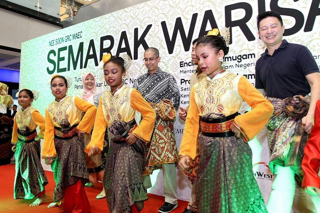 Dana diperuntuk bagi sambutan Bulan Bahasa bertambah