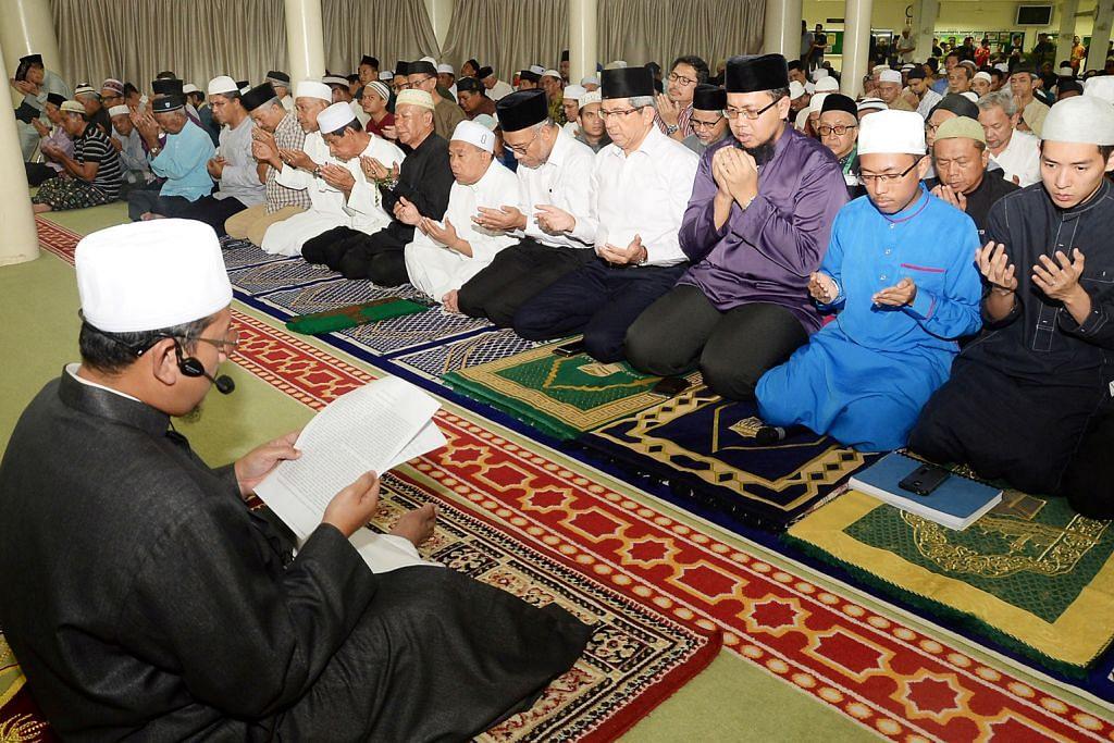 Mufti: Muslim S'pura boleh main peranan bangun negara dan dunia