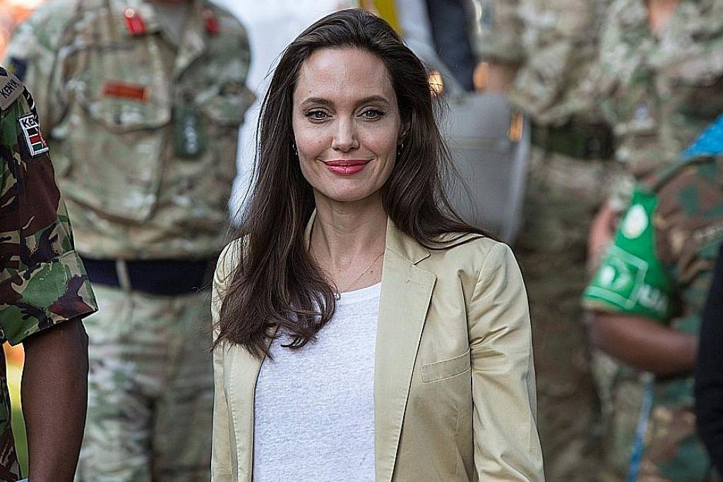 Angelina Jolie masih 'tarung' kesan negatif perpisahan, masalah kesihatan