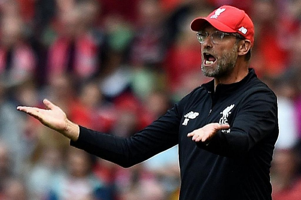 Klopp anggap kegagalan Liverpool kutip tiga mata penuh 'tidak adil'