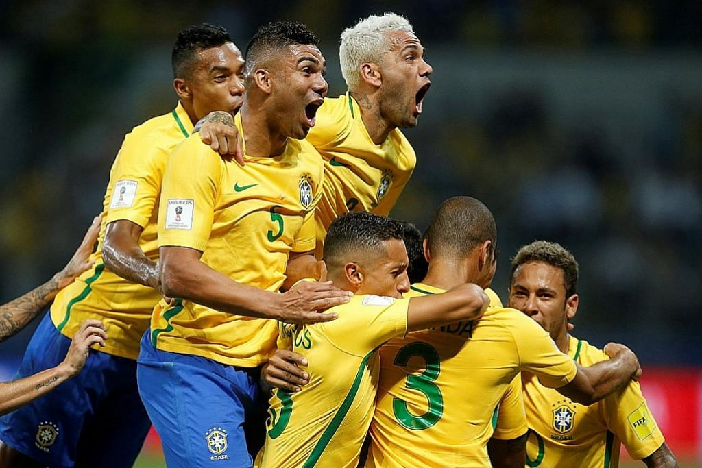 Tite gembira Brazil 'bersamba' semula