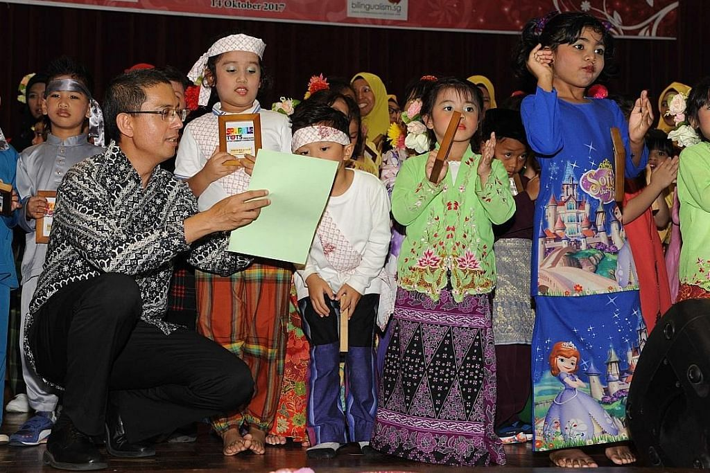 Faishal: Rangkaian bakal ditubuh bantu murid prasekolah guna, belajar B. Melayu