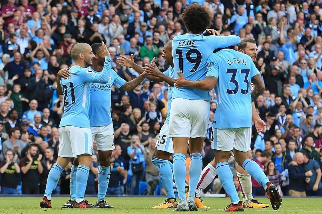 Serangan Man City tajam semula, Chelsea kian tertinggal