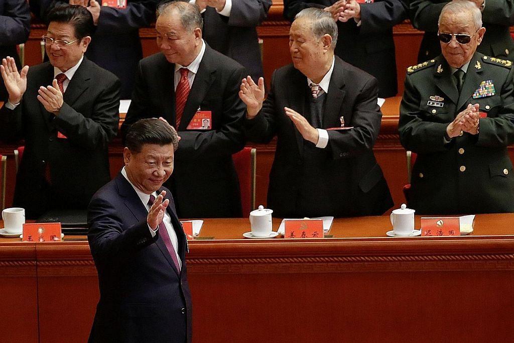 China bentang visi terajui negara berkuasa nasional, berkesan global jelang 2050