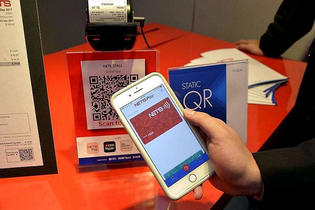 Guna aplikasi buat bayaran tanpa guna kad ATM