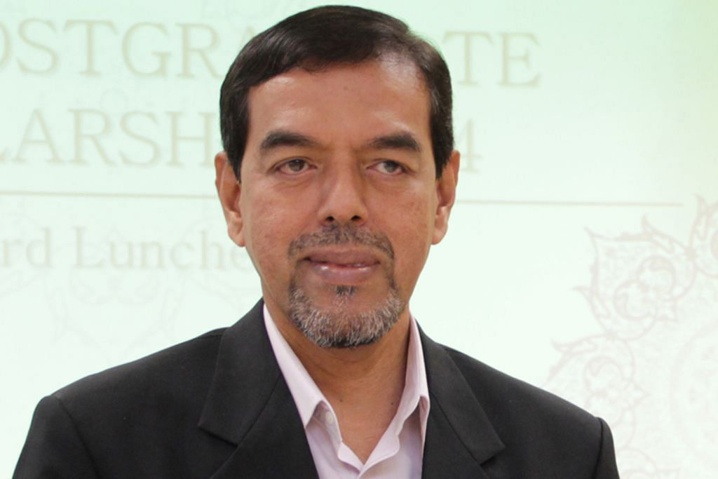 Ketua Muis ketuai delegasi S'pura ke mesyuarat pegawai kanan Mabims
