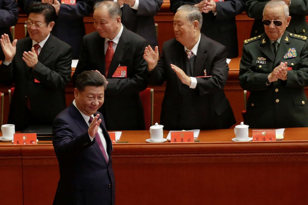 Era baru China bermula