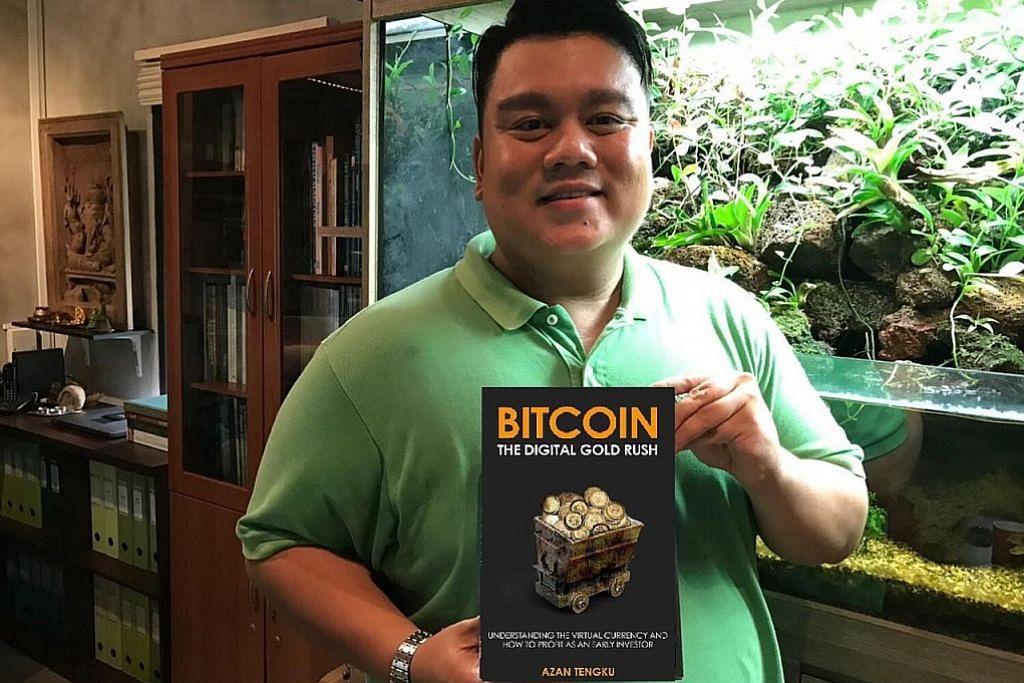 Minat dalam bitcoin hingga tulis buku