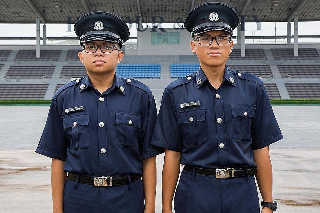 Tubuh lebih cergas, disiplin lebih mantap hasil Perkhidmatan Negara