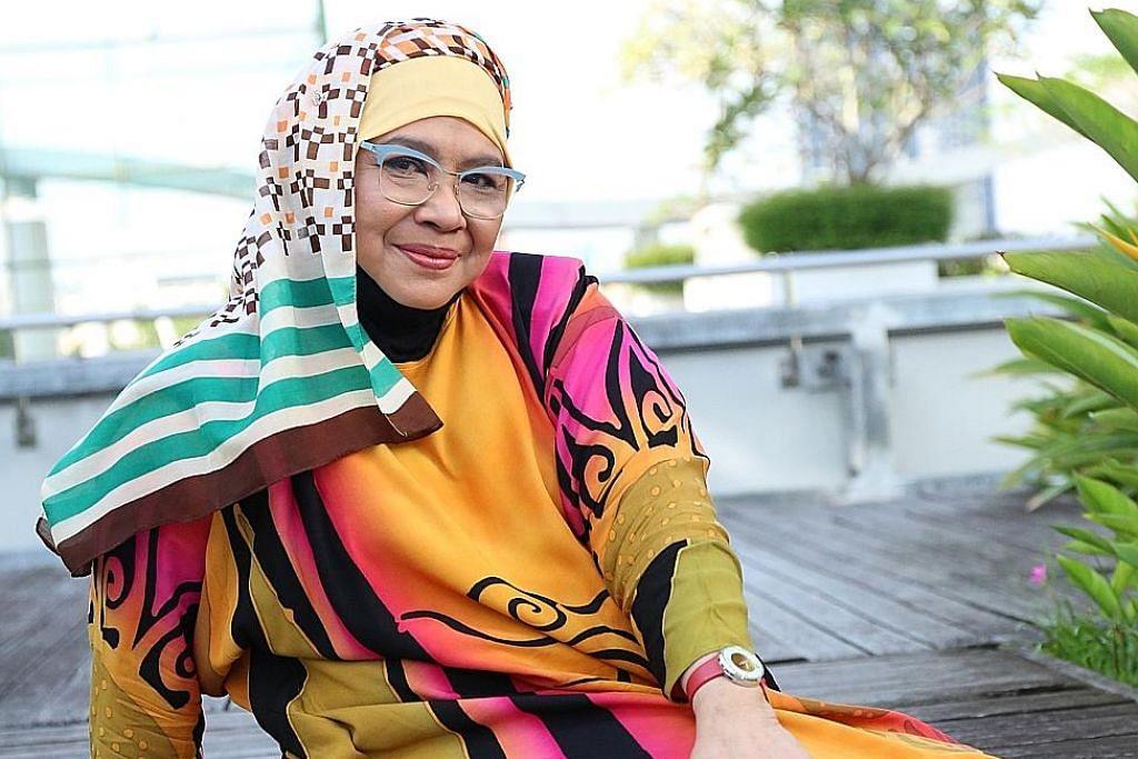 Rahimah Rahim akan kongsi kisah peribadi dalam konsert