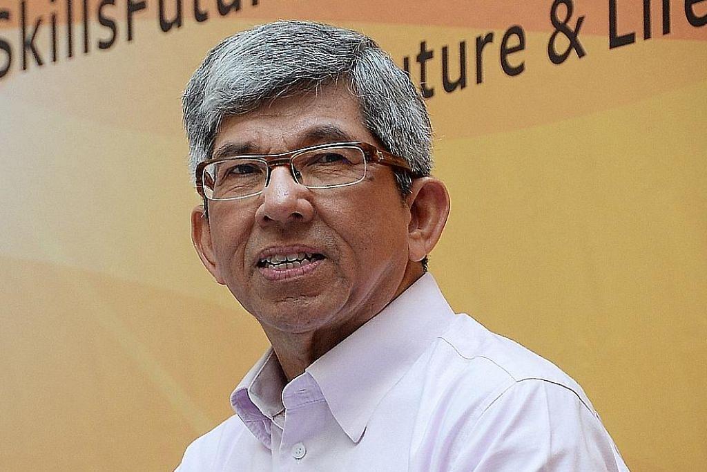 Dr Yaacob Ibrahim, Menteri Bertanggungjawab bagi Ehwal Masyarakat Islam.