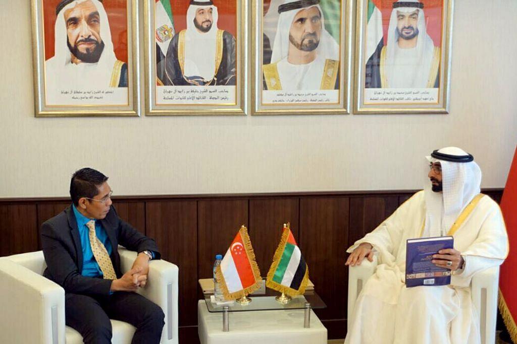 Maliki turut hadiri pertunjukan udara di Dubai
