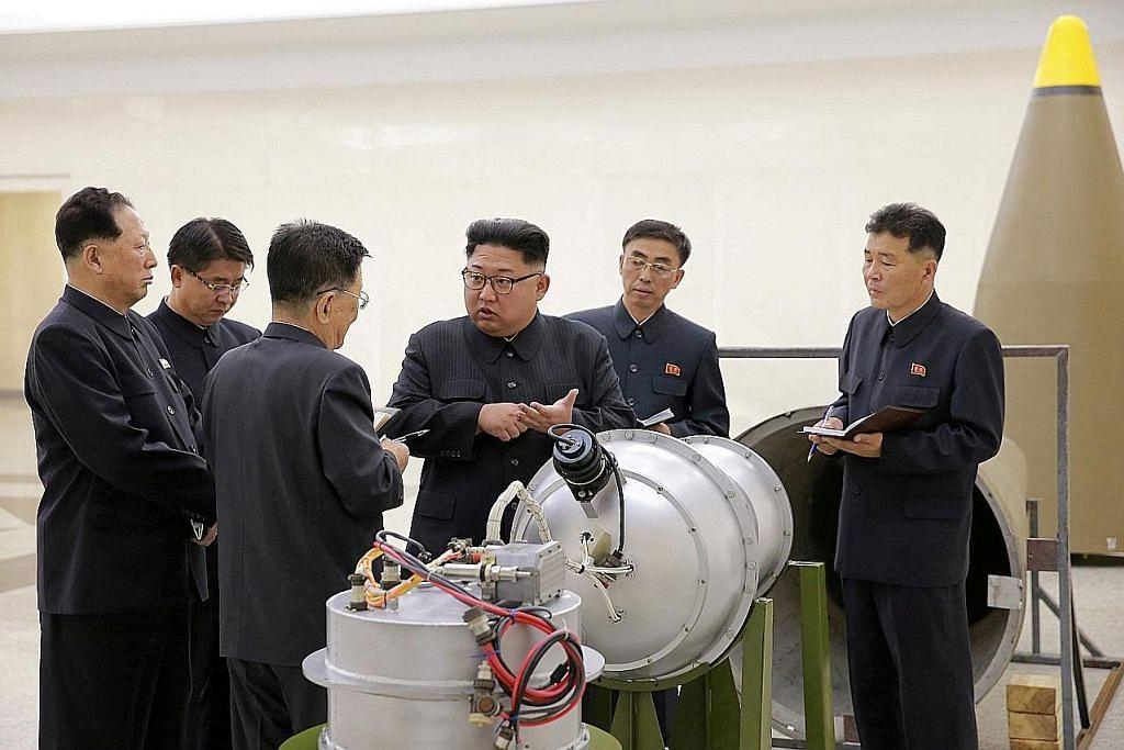 PBB selar Pyongyang kejar senjata nuklear sedang rakyat kelaparan