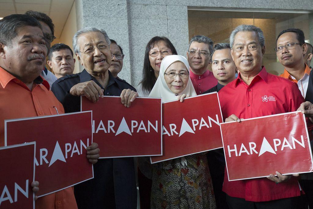 Pilihan Raya Umum Malaysia diadakan Mac/April 2018?