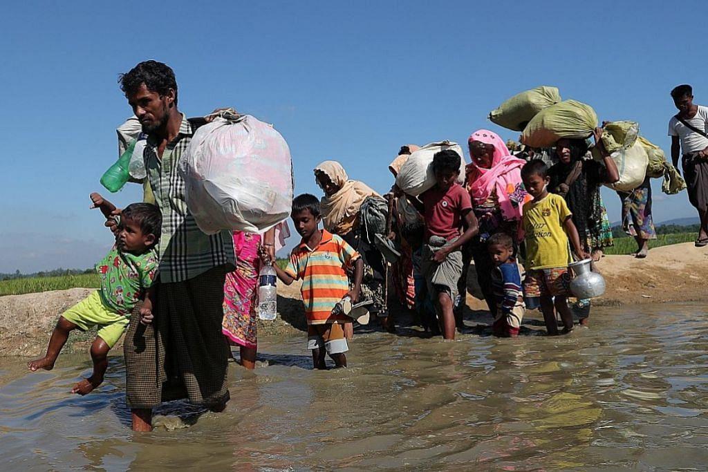 China usul rancangan tiga fasa hurai isu Rohingya
