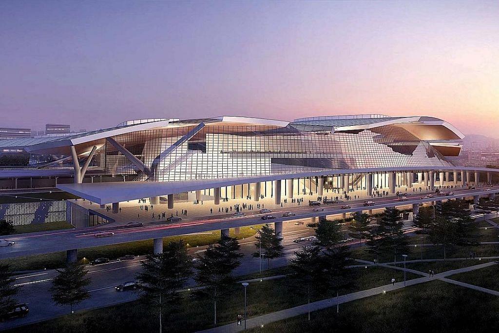 Rel KL-S'pura: Tender bagi reka bentuk, binaan di M'sia
