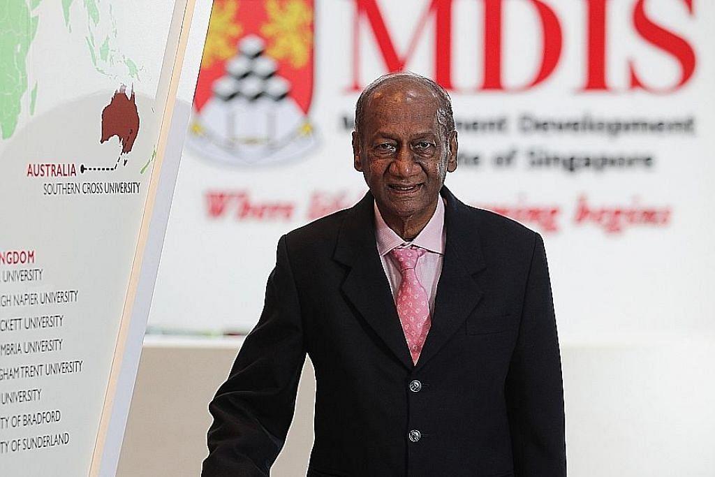 MDIS mahu manfaatkan jenama Singapura