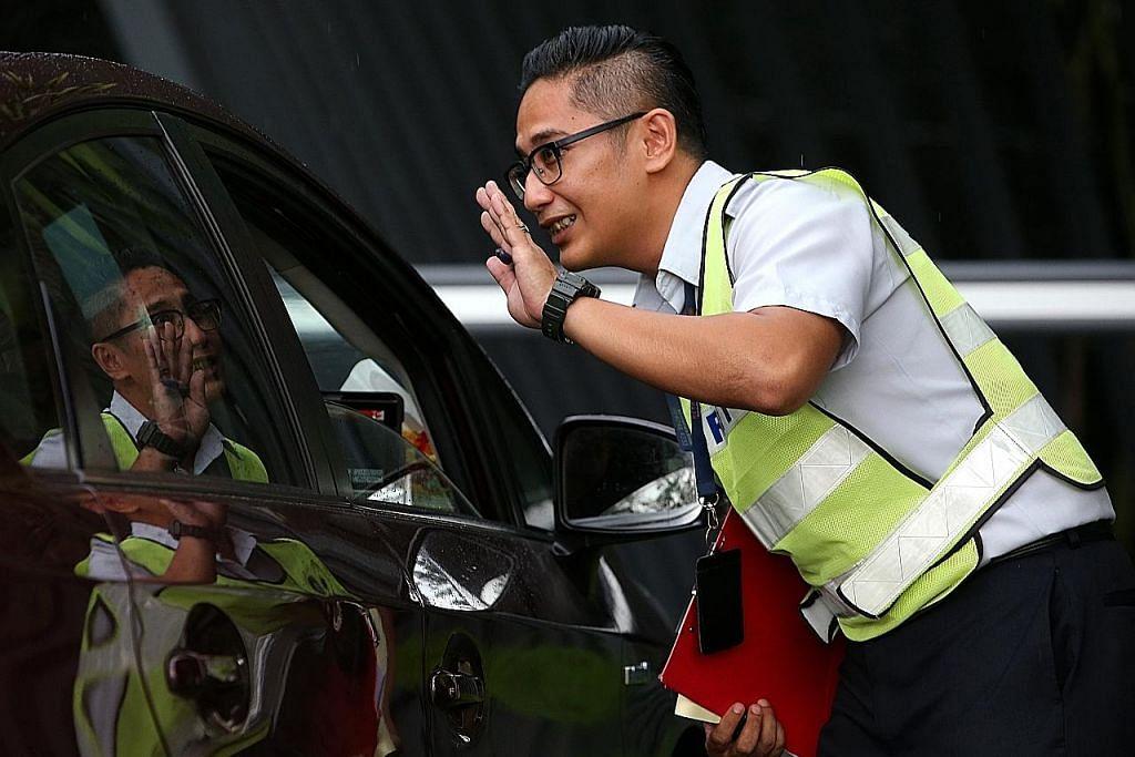 Syor gaji lebih tinggi pegawai keselamatan diterima