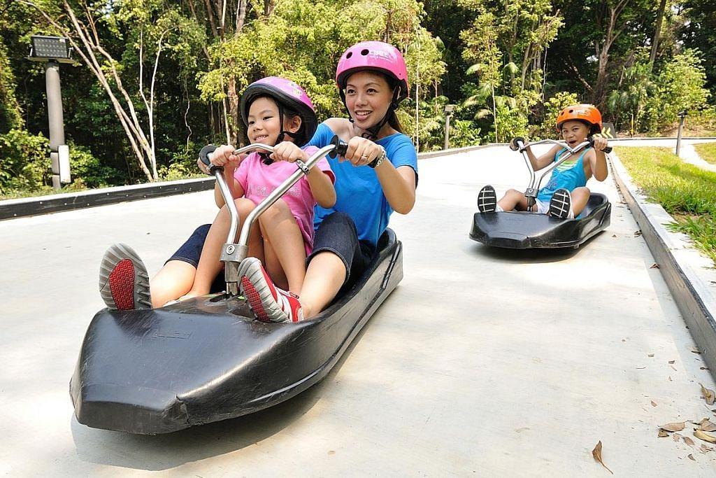 Beraneka kegiatan disediakan, cuti sekolah lebih menyeronokkan!
