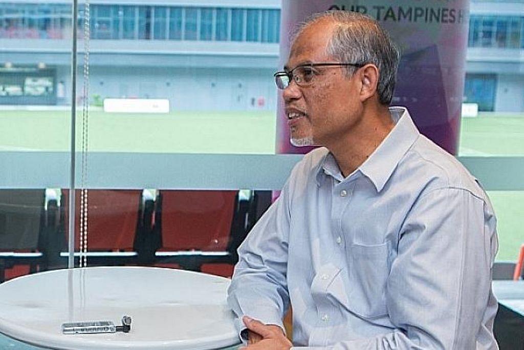 Masagos: Usaha Melayu, BH perlihat iltizam ingin berbakti kepada negara