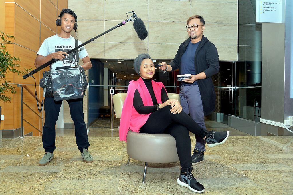 EKONOMI Piawaian baru bantu pekerja bebas industri media