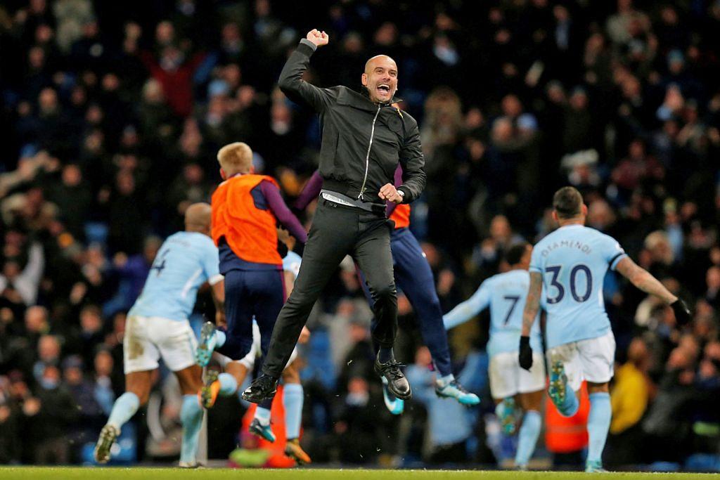 Man City kian perkukuh kedudukan setelah atasi Southampton