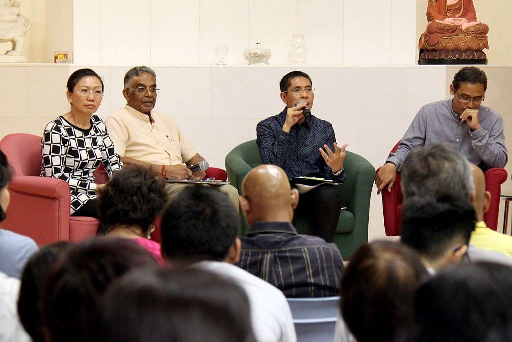 Menghargai kepelbagaian di kalangan masyarakat SG
