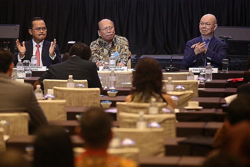 Forum: Perluas hubungan Indo, S'pura secara inovatif