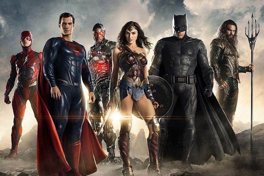 Jason Momoa terkejut diberi watak baik dalam 'Justice League'