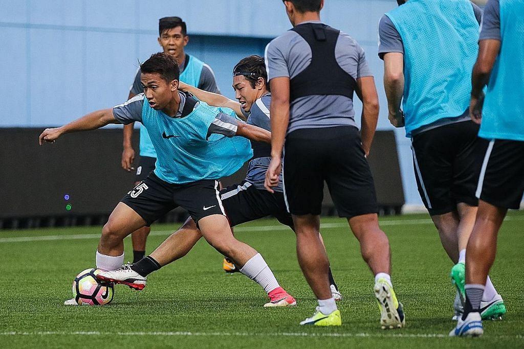 Liga-S tumpu pada kemajuan pemain muda BOLA SEPAK SETEMPAT