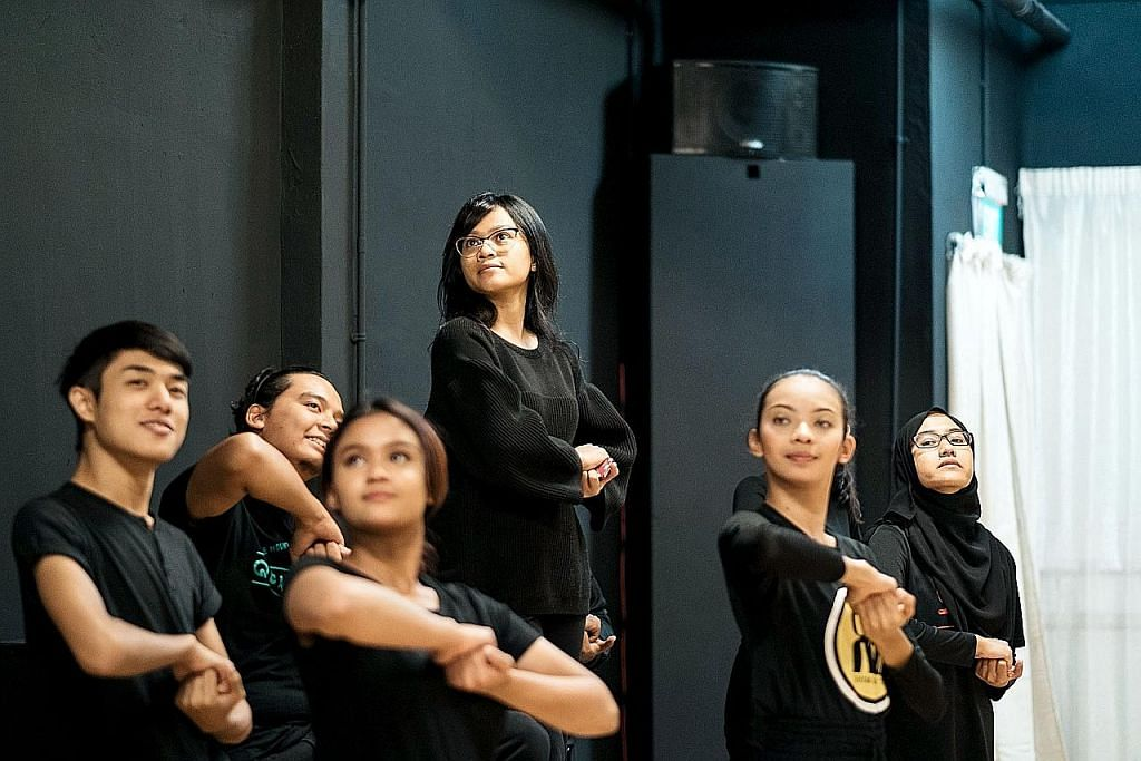 Beri 'glam' kepada kisah Kampong Gelam