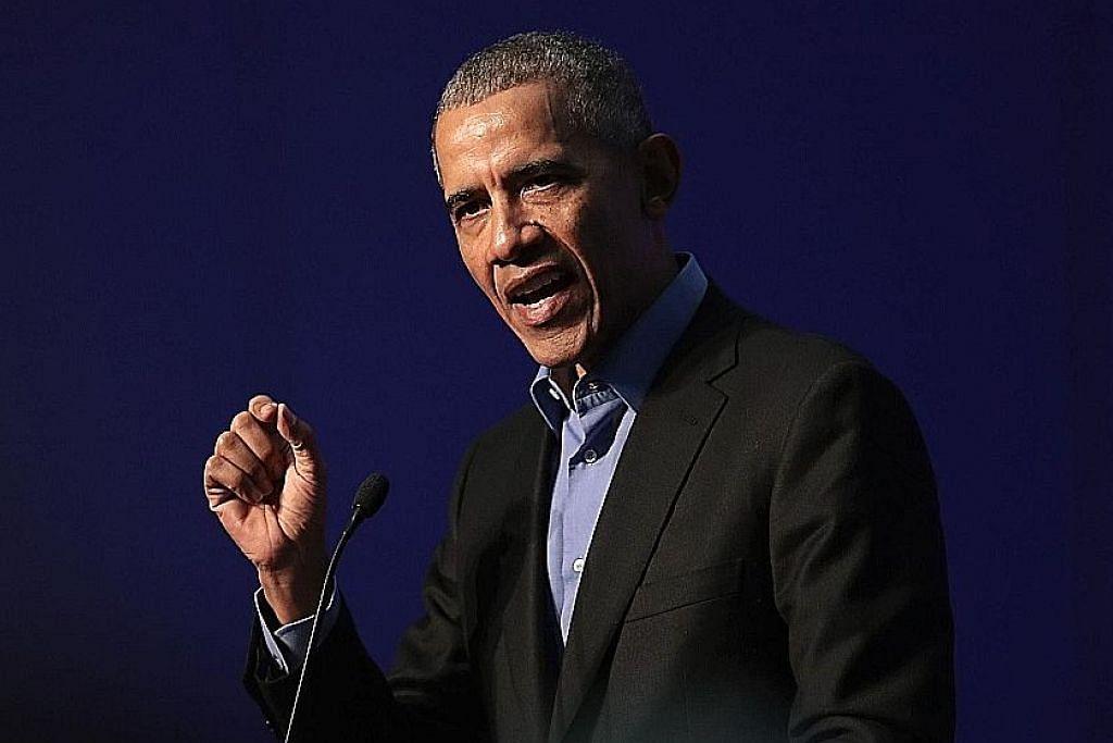 Tinjauan: Obama paling dikagumi di AS