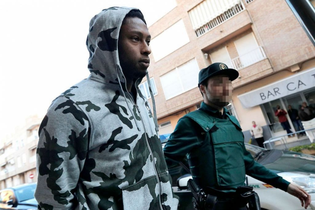 Pemain Portugal hadapi tuduhan bunuh