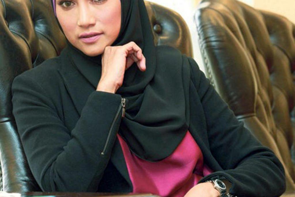 ZIANA ZAIN: Rayu diberi ruang bagi berdepan kes suaminya.