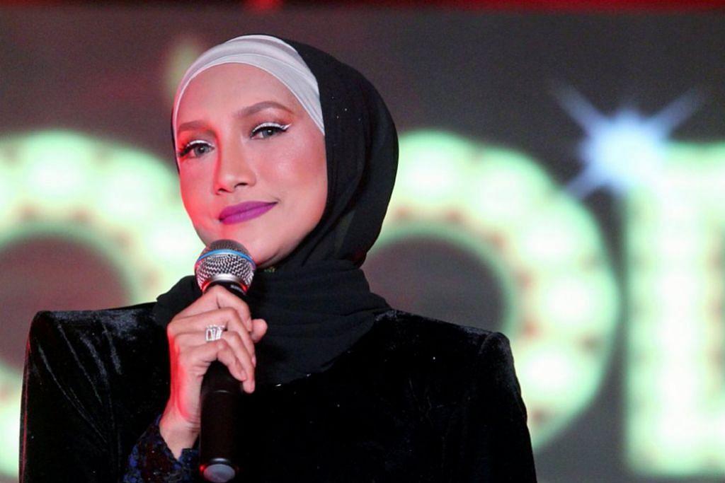 FAIL CERAI: Ziana dikatakan telah memfailkan tuntutan cerai di Mahkamah Syariah Shah Alam, Selasa lalu.