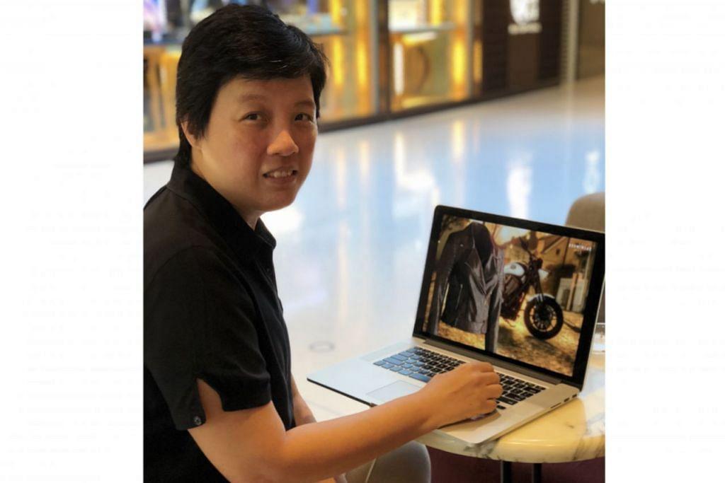 TEKNOLOGI MUDAHKAN PEREKA: Cik Sharon Lim, CEO Pragma Solutions Pte Ltd, berkata syarikat itu antara kurang lima syarikat di dunia yang menyediakan teknologi 3D bagi rekaan fesyen. - Foto BROWZWEAR